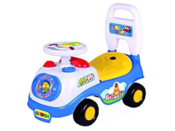 fineway my first ride on kids toy cars boys girls push along toddlers infants children