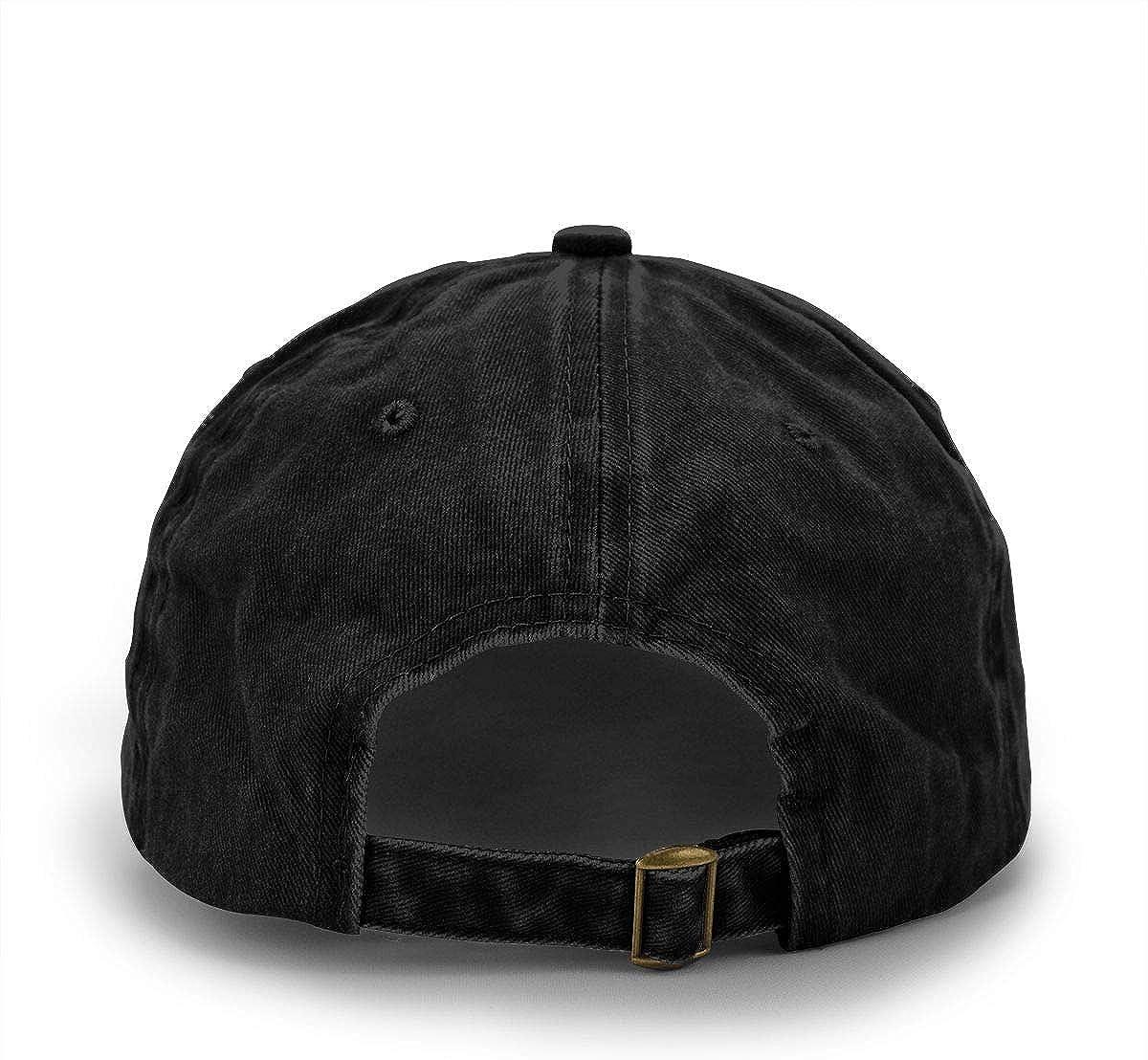 Fresh Prince Reloaded Classic Unisex Adult Adjustable Denim Hats Black