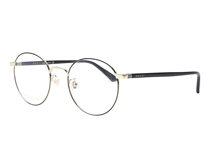 9bbaae95caa6e Eyeglasses Gucci GG 0297 OK- 003 BLACK    Amazon.co.uk  Clothing