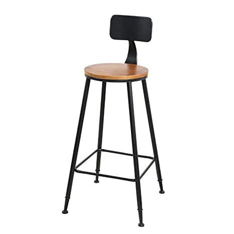 Wondrous Amazon Com Bar Stool Iron Leisure Coffee Shop Tea Shop Wall Inzonedesignstudio Interior Chair Design Inzonedesignstudiocom