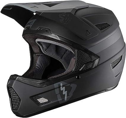 Leatt Dbx 3 0 Downhill Mtb Helmet Black Size Xl Sport Freizeit