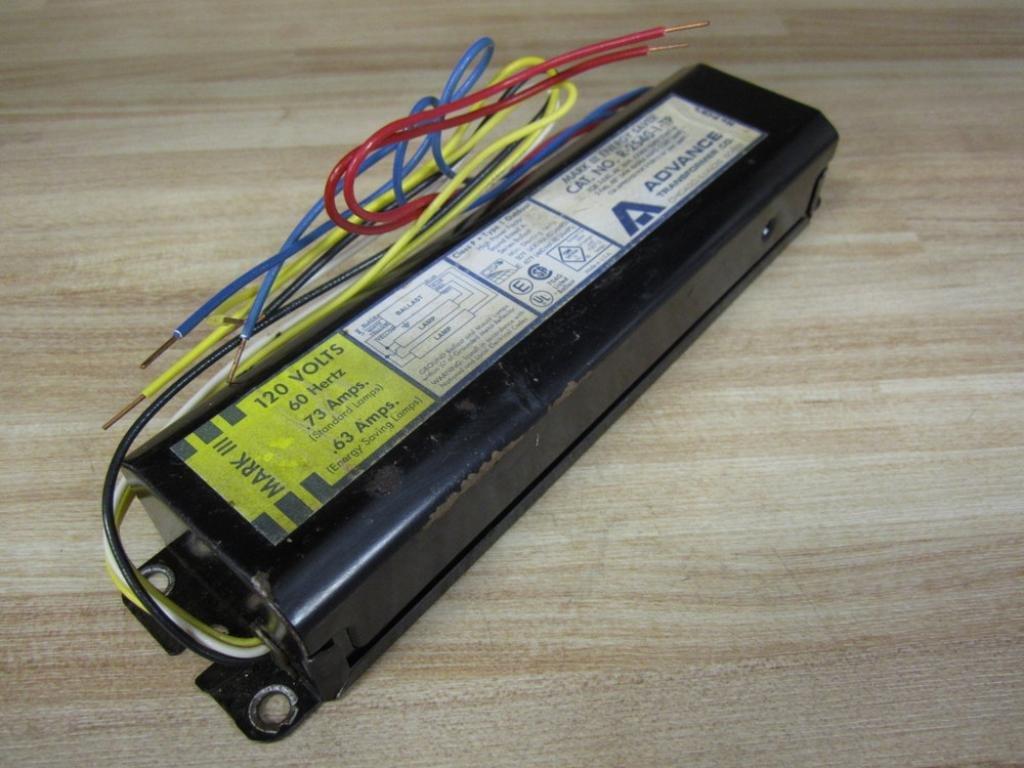 Advance Transformer R-2S40-1-TP Transformer R-2S40-TP