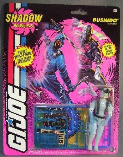 GI Joe Shadow Ninjas Bushido]()