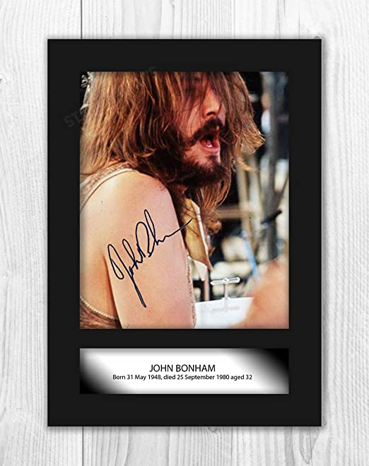 The Beatles Signed Autographed A4 Print Poster Photo Autograph Band Music Group