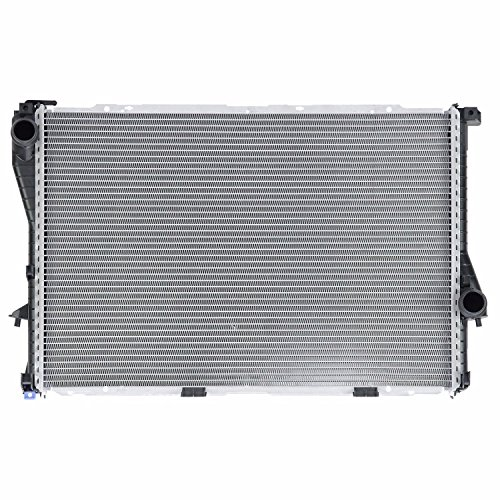 Klimoto Brand New Radiator for BMW 525i 528i 530i 540i 2.5 3.0 L6 4.4 V8