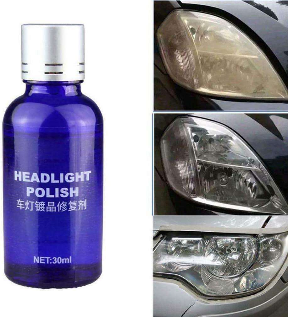 1PC Headlight Restoration Lens Sealer Restore polish Headlamp Repair Cleaner NEW