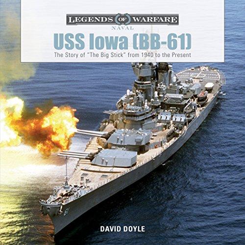 Uss Iowa Bb - 2