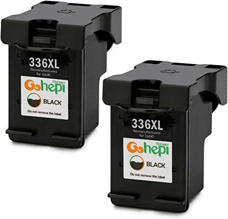 Gohepi 336XL Compatible para Cartuchos de tinta HP 336XL 336 ...