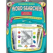 Word Searches, Grade 3 (Homework Helper)