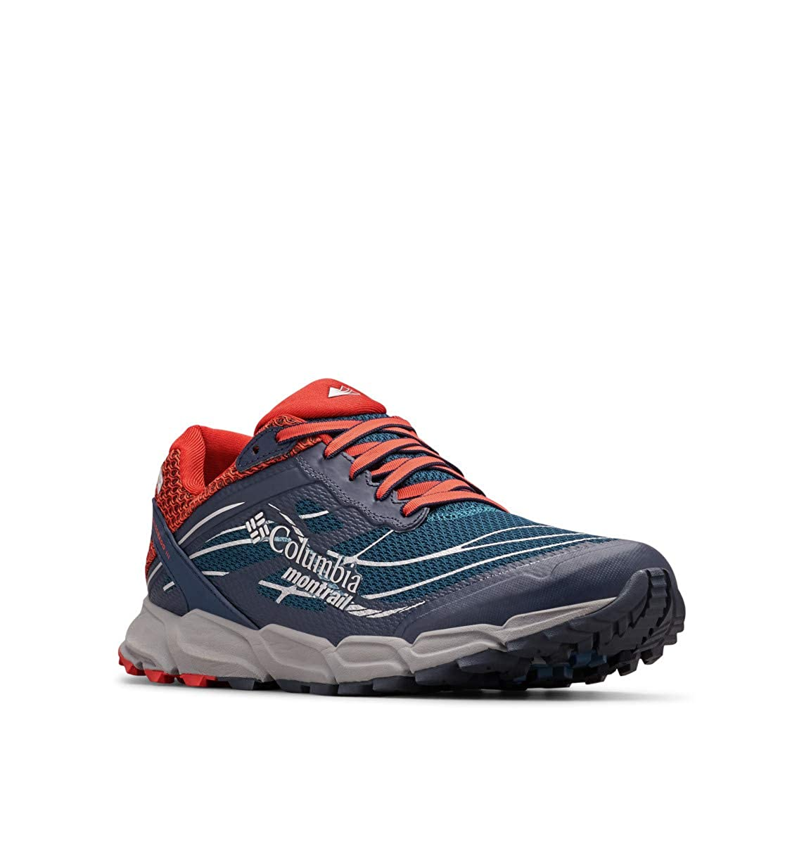 Bleu (Phoenix bleu, Flash 442) 45 EU Columbia Caldorado III Outdry, Chaussures de Trail Homme