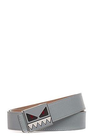 best website b1722 725d9 Fendi - Cintura - Donna Grau Marke Taglia Unica: Amazon.it ...