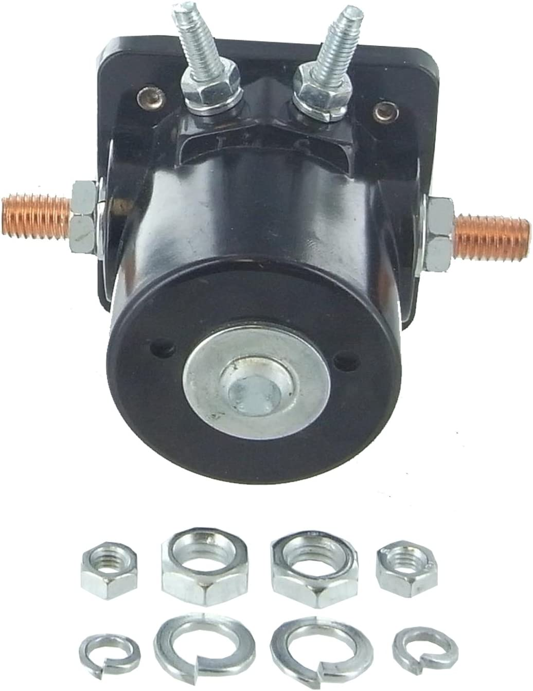 Starter Solenoid Replacement For Johnson, OMC, Evinrude Outboard Motor