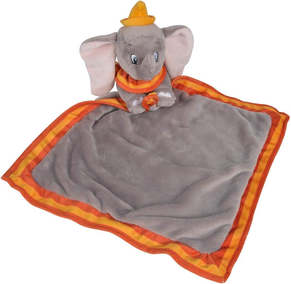Simba Schmusetuch groß Disney Dumbo-Manta de Seguridad (tamaño Grande), Color 1. (6315876833)