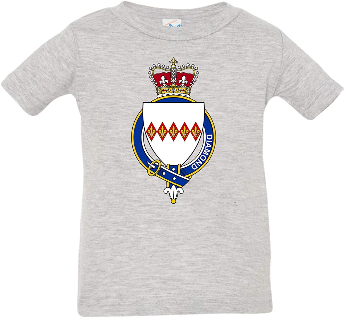 Tenacitee Babys English Garter Family Diamond Shirt