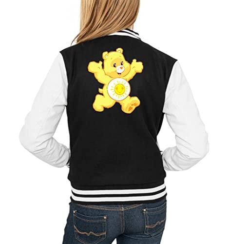 Sunny Bear College Vest Girls Negro Certified Freak