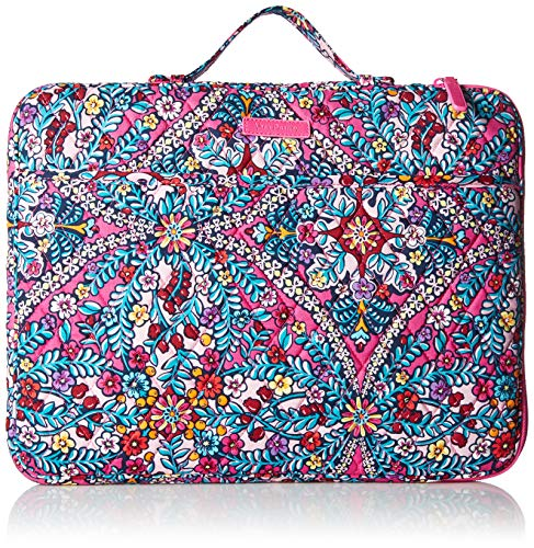 Bradley Vera Laptop - Vera Bradley Laptop Organizer, Signature Cotton, Kaleidoscope