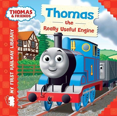 Thomas & Friends: My First Railway Library: Thomas