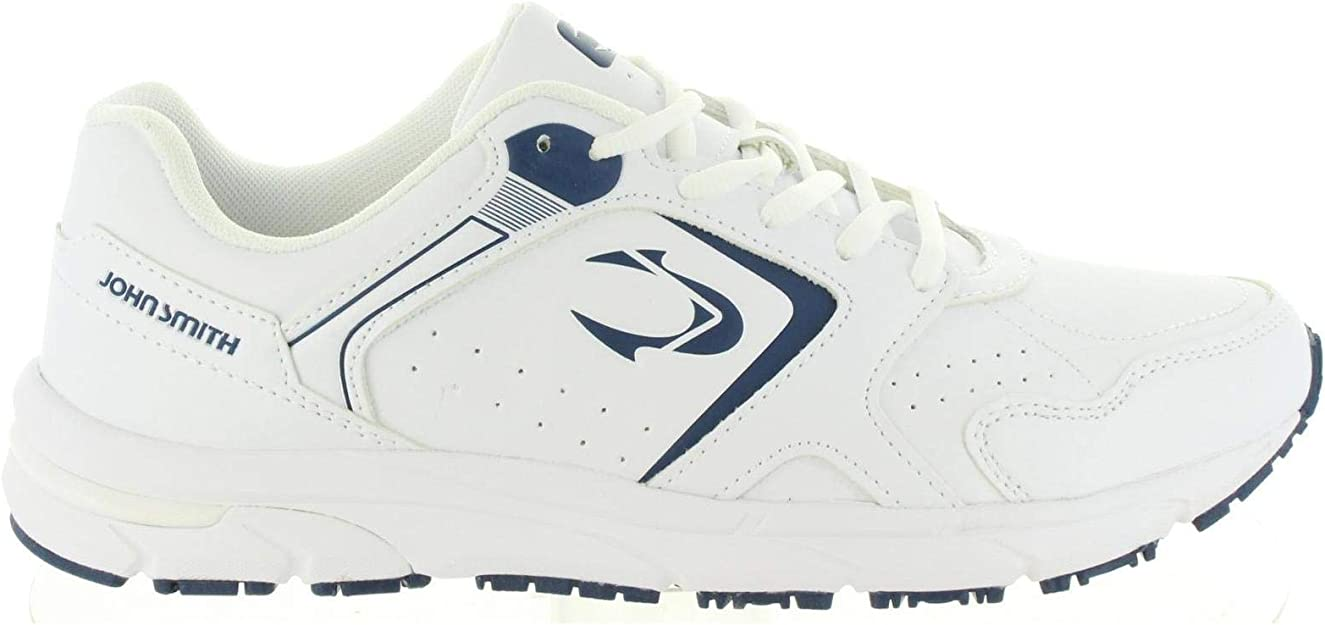 Zapatillas JOHN SMITH REDER Blanco-Marino - Color - Blanco, Talla ...