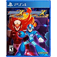 Mega Man X: Legacy Collection 1 + 2 for PlayStation 4 - Collector's Edition
