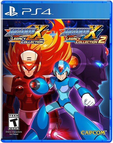 Price comparison product image Mega Man X Legacy Collection 1+2 - PlayStation 4 Standard Edition