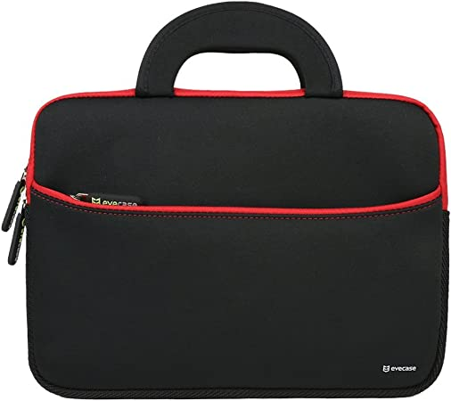 Poisonous Creatures Concept Icons 13-15 Inch Laptop Sleeve Bag Portable Dual Zipper Case Cover Pouch Holder Pocket Tablet Bag,Water Resistant,Black
