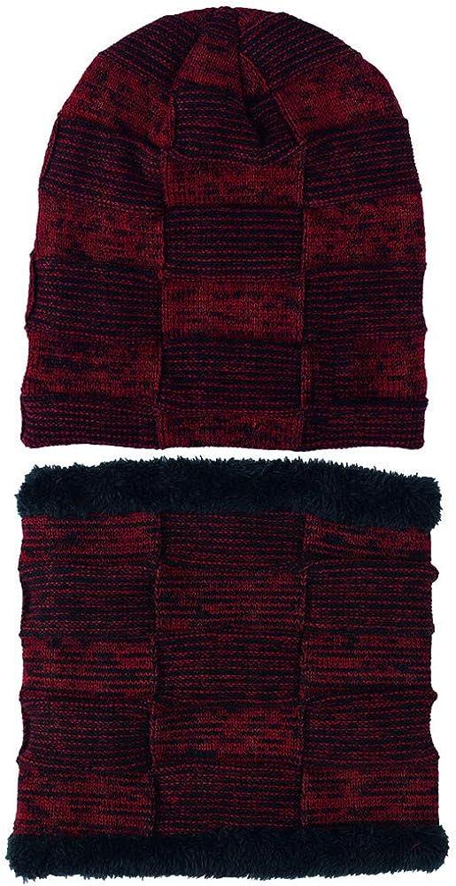 Unisex Roman Gladiator Knight Manual Knit Hat Winter Full Face Mask Neck Warme