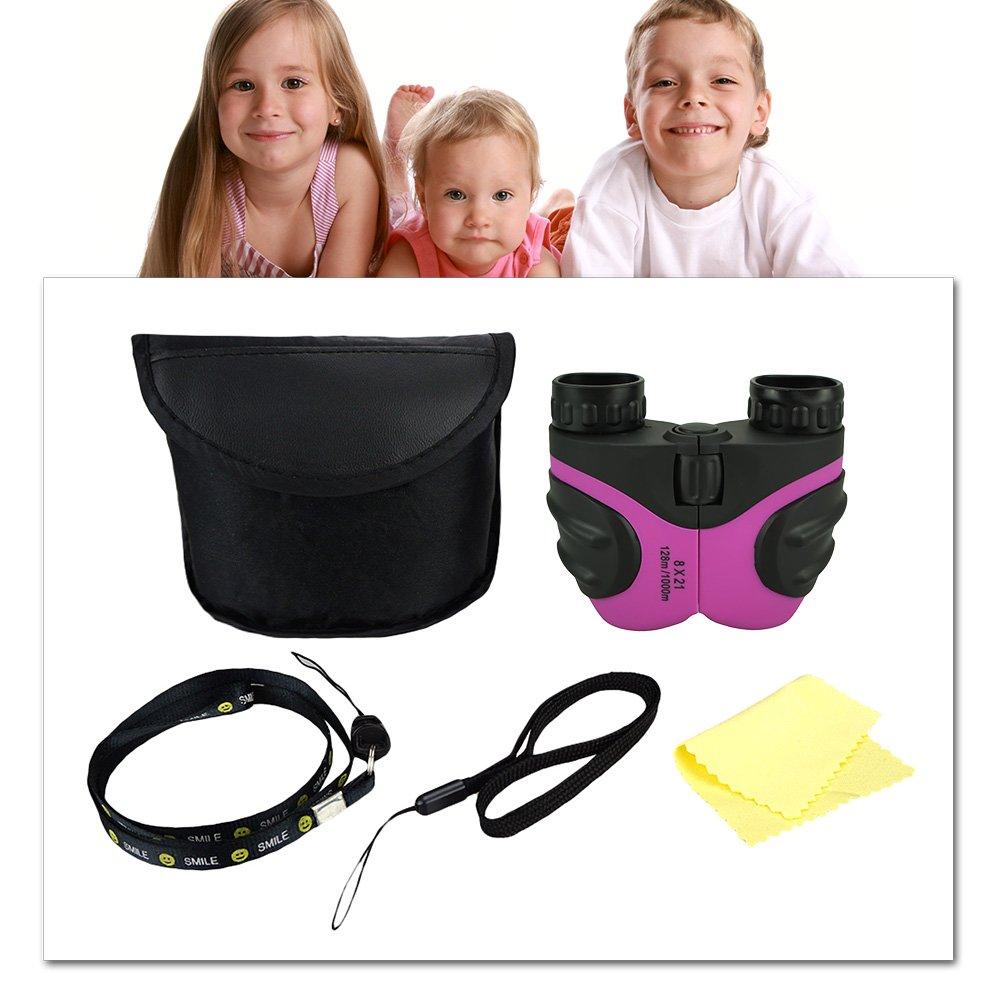 Friday 3-12 Jahre altes Mädchen Spielzeug, Kinder Fernglas Außerhalb ...