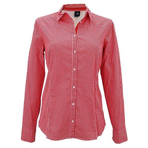 Bogner Jeans Bluse Carrie, Farbe:Rot;Größe:42