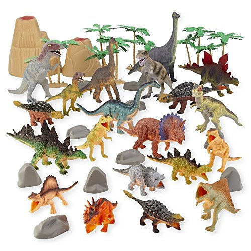 Animal Planet's Big Tub of Dinosaurs, 40+ Piece -