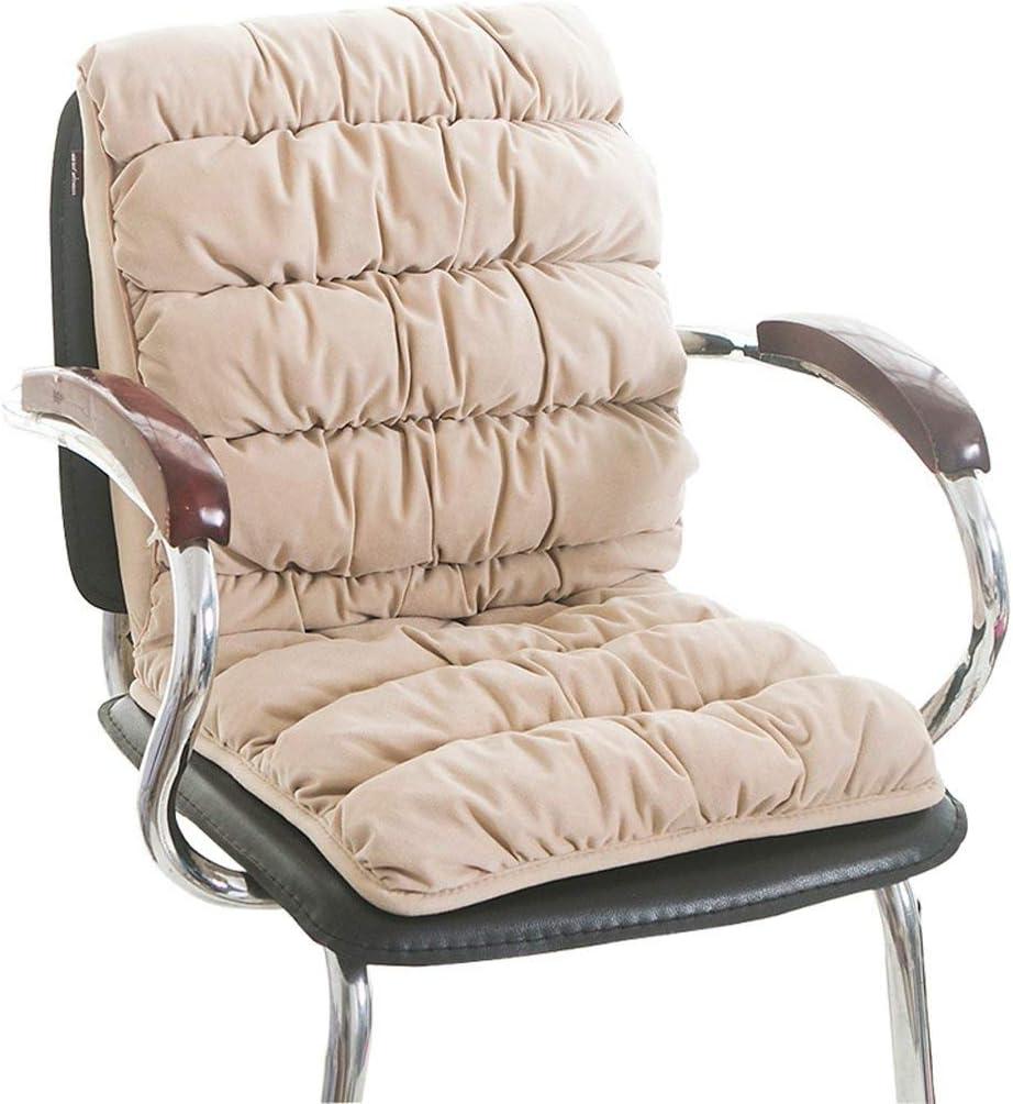 Amazon.com: Yujiayi Chair Pad Pillow Seat Solid Color Cushion