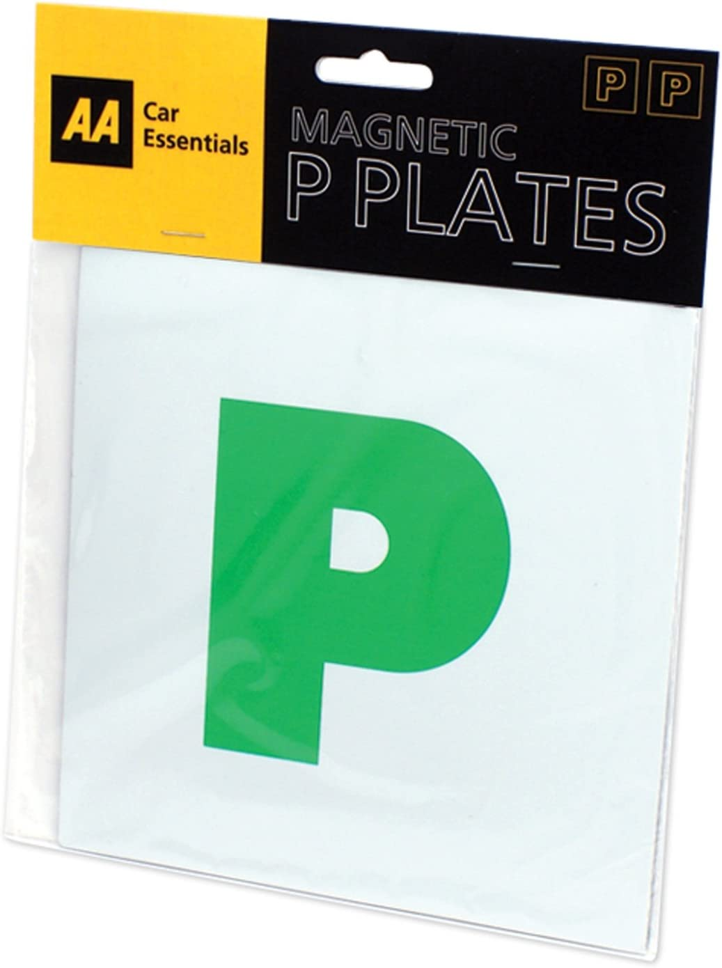 AA Full Magnetic Learner Driver L Plates Car Bike Good Quality Secure Pack of 2