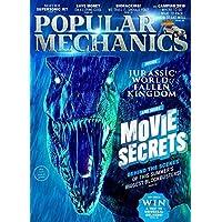 1-Year (10 Issues) of Popular Mechanics Magazine Subscription