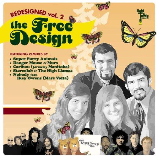 UPC 826853120418, Vol. 2-Redesigned [Vinyl]