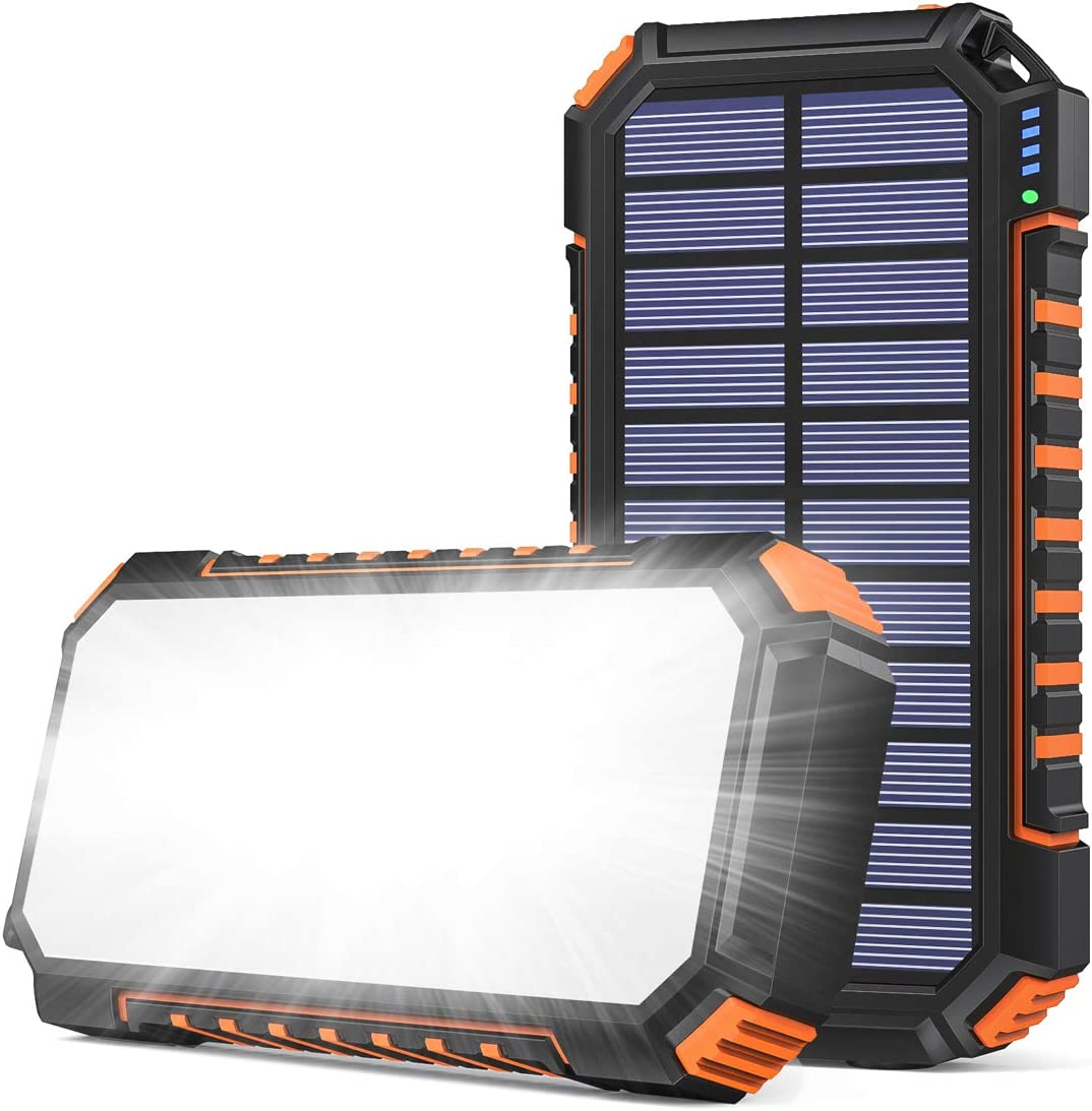 SOARAISE Portable Solar Charger