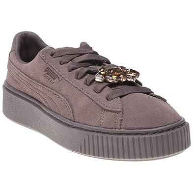 """Collezioni alla moda scarpe sportive, """"puma suede platform"""