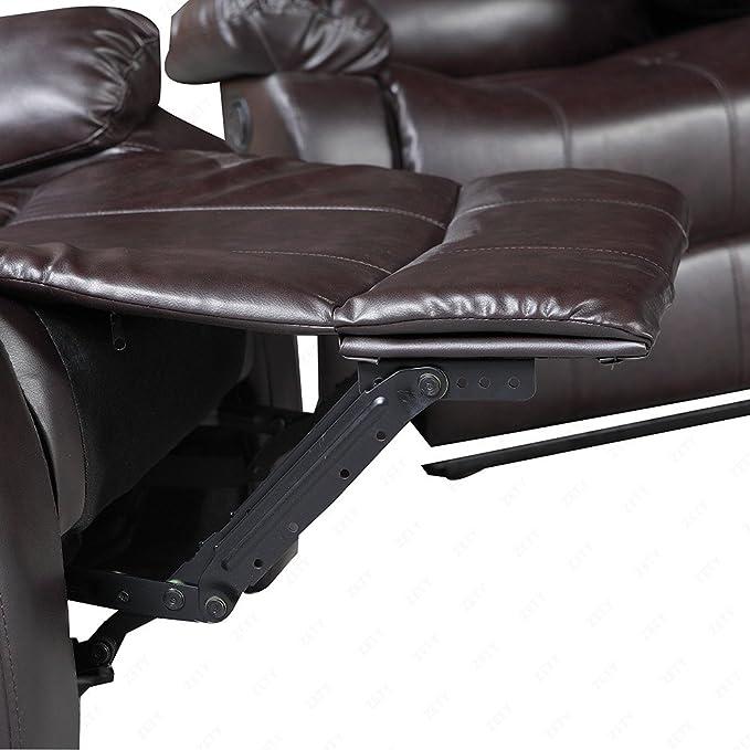 Amazon.com: holi-us Juego de sillón reclinable Sofá Sofá de ...