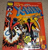 Toy Biz Marvel The Uncanny X-Men Nightcrawler (with Super Suction) Action Figure 4.5 Inches