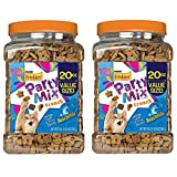 Purina Friskies Party Mix Crunch Beachside Cat Treats (20 oz. (Pack of 2))