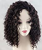 Best African American Wigs - Wigbuy Short Wet Wavy Curly African American Wigs Review