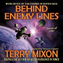 Behind Enemy Lines: The Empire of Bones Saga, Book 7 Audiobook by Terry Mixon Narrated by Veronica Giguere