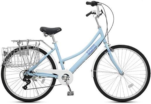 Comfort BikesBike - Bicicleta de carretera híbrida para hombre y ...