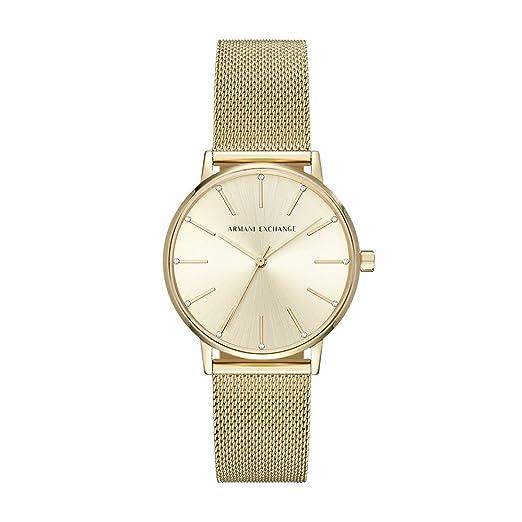 0941ebb9cac7 Reloj Armani Exchange - Mujer AX5536  Armani Exchange  Amazon.es ...