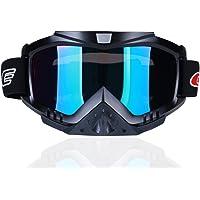 madbike Motocicleta motocross gafas Deportes al aire libre