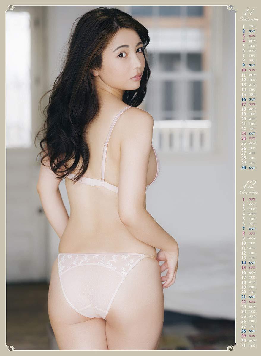 トライエックス 仲村美海 2019年 カレンダー 画像
