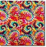Tie Dye Gift Wrap