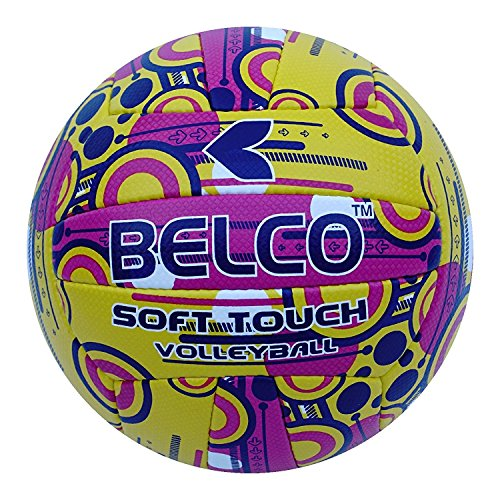 BELCO Synergy 2 Carbonium PVC Volleyball  4