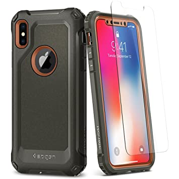 coque rugged iphone x