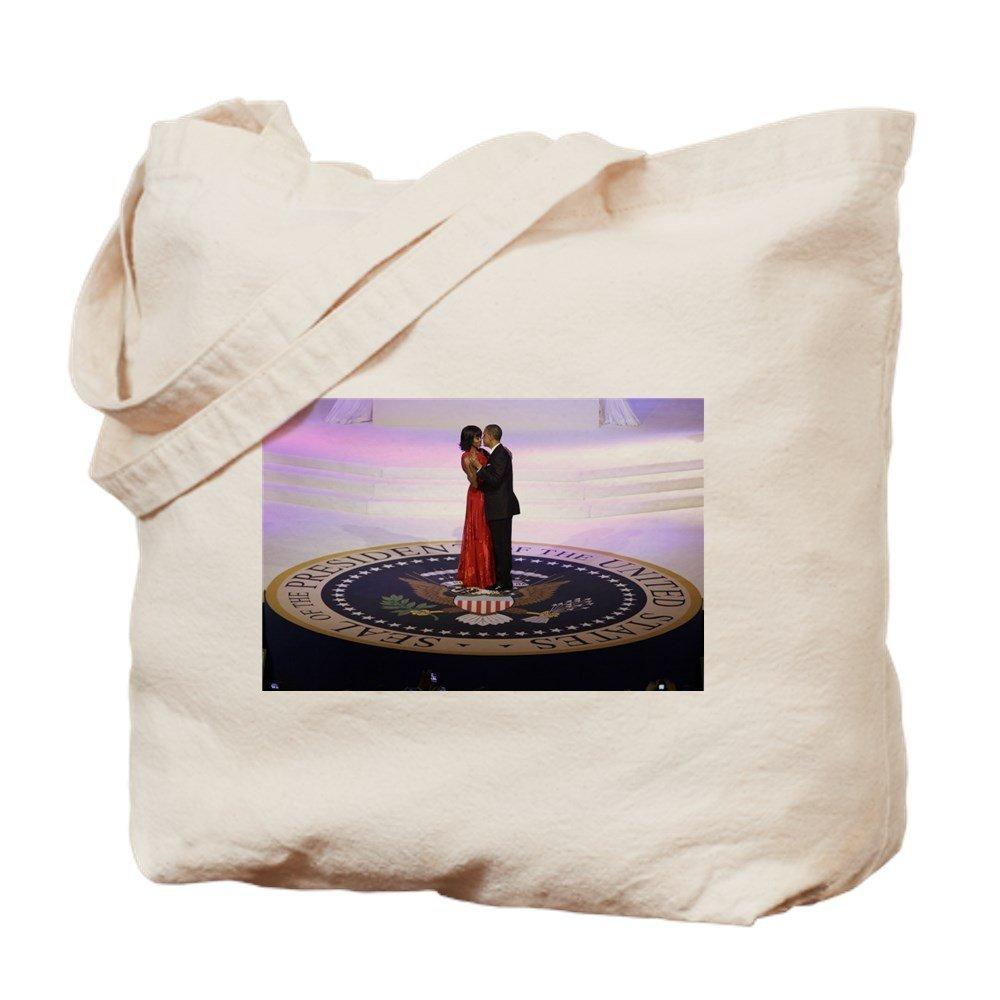 CafePress – Michelle Barack Obama – ナチュラルキャンバストートバッグ、布ショッピングバッグ B00WJEBUOK