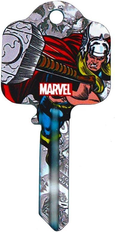 Marvel Comics Blank Door Key - GIFT THOR