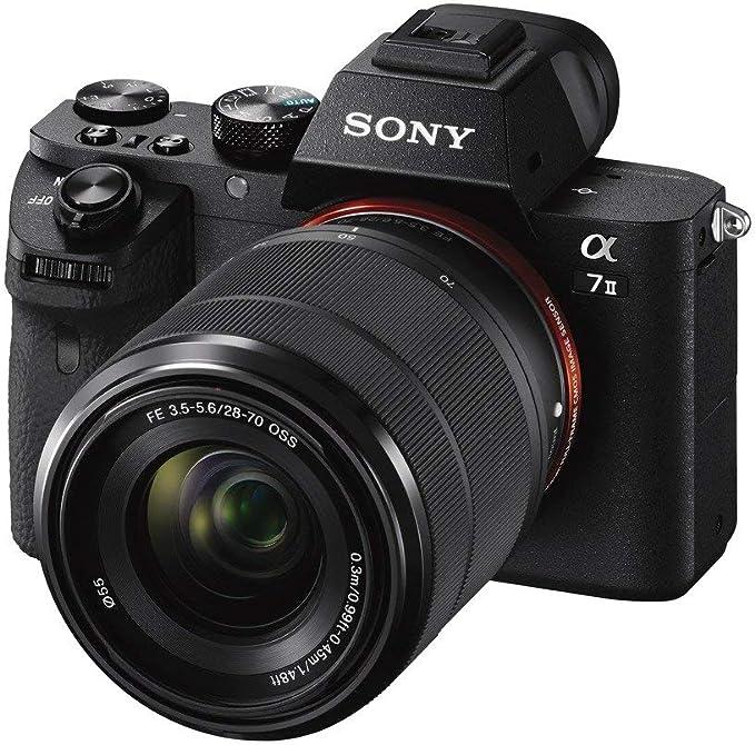 Sony Alpha ILCE-7M2K - Cámara EVIL con montura tipo E y sensor de ...